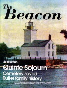 The Beacon, Vol. 1, 1998