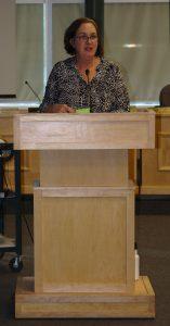 Heather Semper Reporting Increased Membership