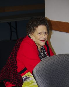 Marilyn Harry: Charter Member and Active Volunteer