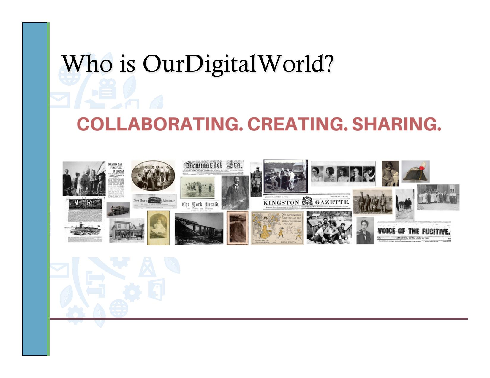Who is our digital world